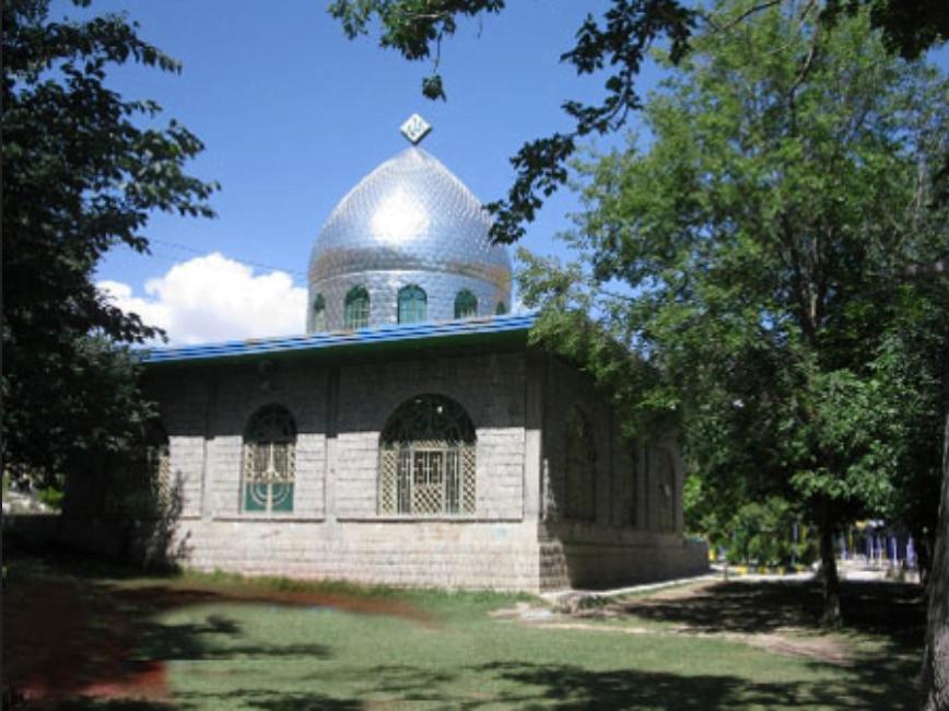 امامزاده سیدعبدالله (ع) کلور