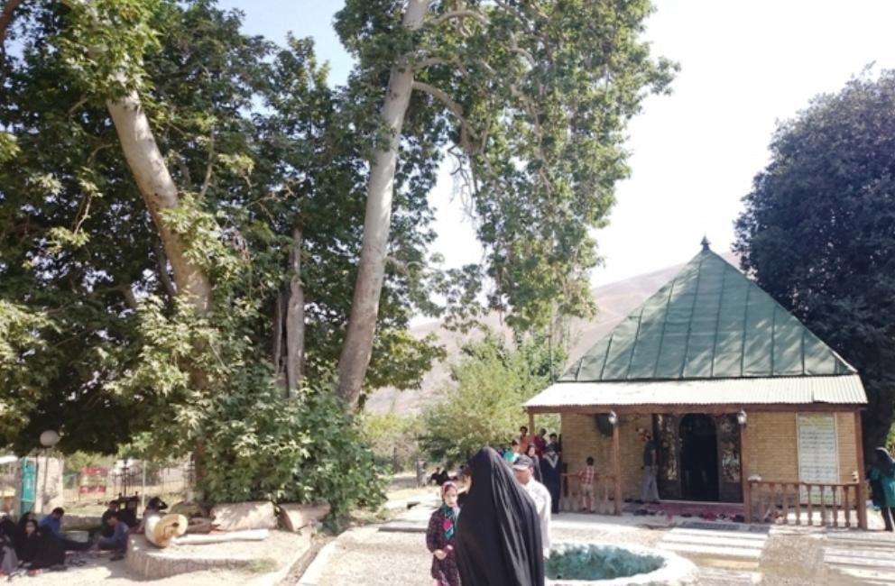 امامزاده محمد و عبدالله (ع) شمیرانات