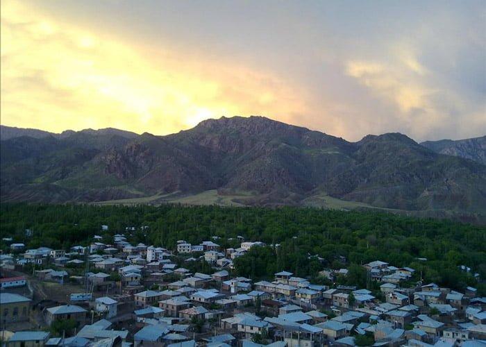 روستای اندبیل