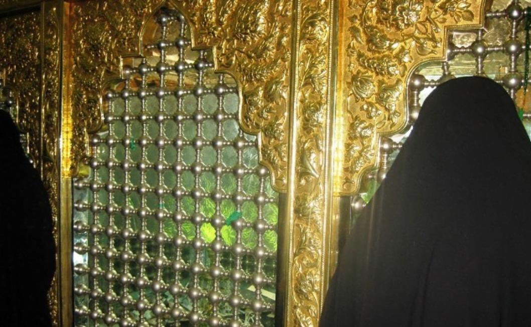 بقعه متبرکه امامزاده علی اکبر (ع) اوشان