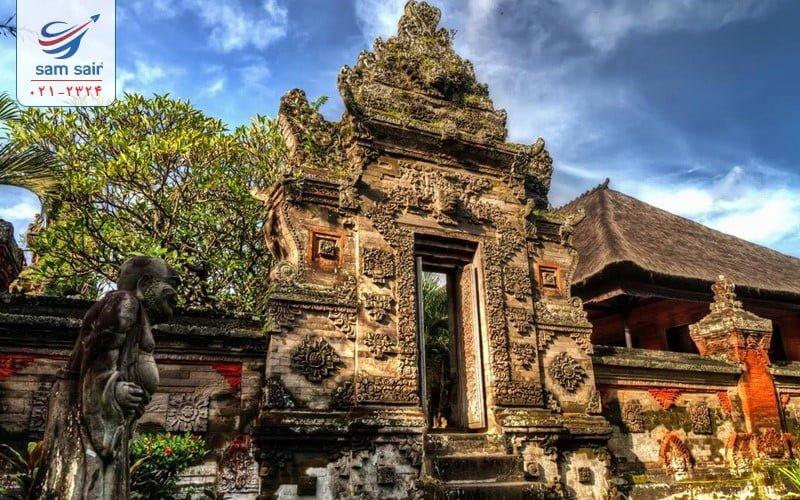 تور بالی  جالب ترین جاذبه های گردشگری در تور بالی