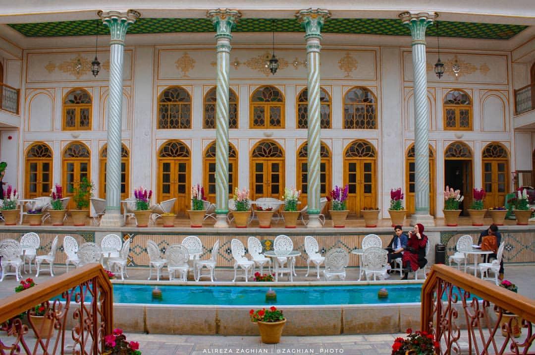 خانه کشیش اصفهان جاهای دیدنی اصفهان (100 جاذبه گردشگری اصفهان)