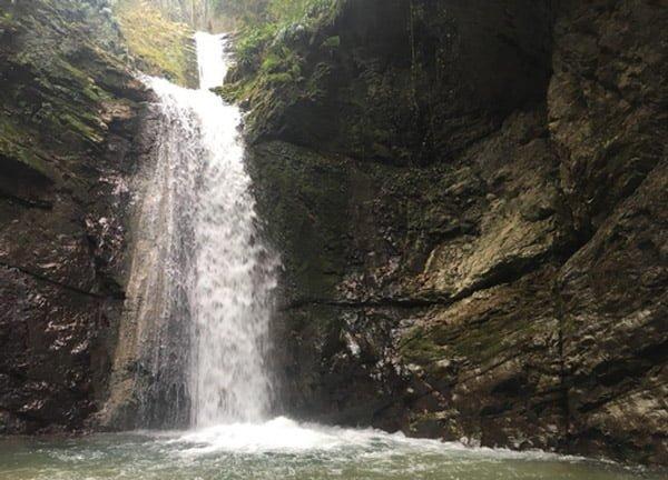 آبشار دارنو نوشهر