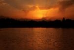 دریاچه پارک رازی تهران
