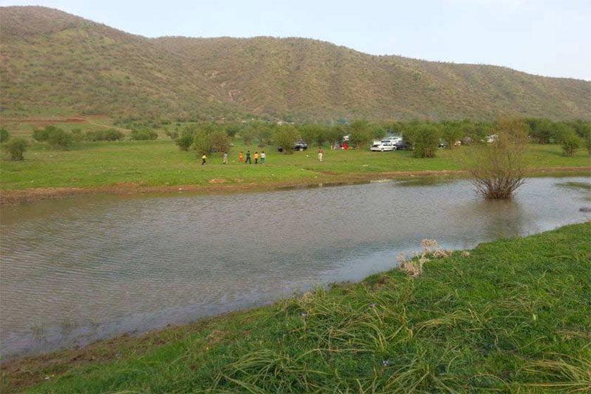 جاهای دیدنی کردستان دشت بیلو