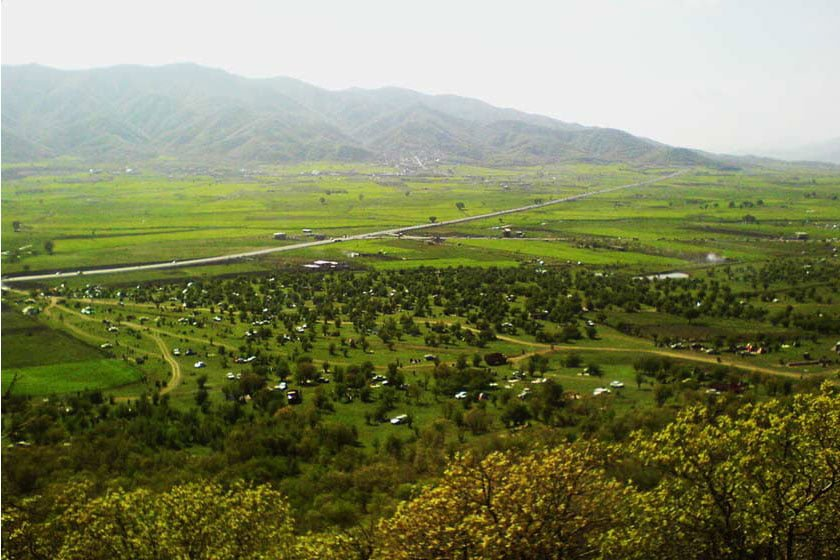 دشت بیلو  20 جای دیدنی کردستان در تابستان