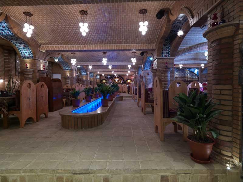 مجلل ترین رستورانهای تهران