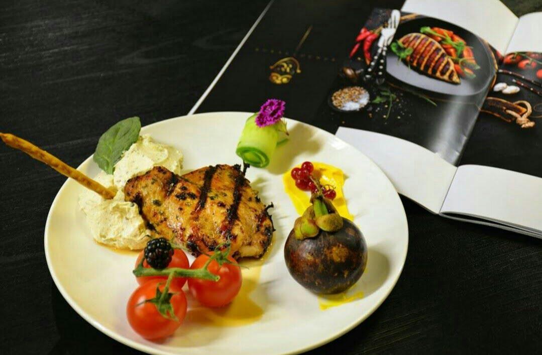 رستوران کشتی رويال لانژ تهران