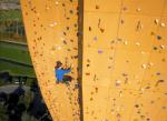 سالن صخره نوردی شهر ورزش تهران