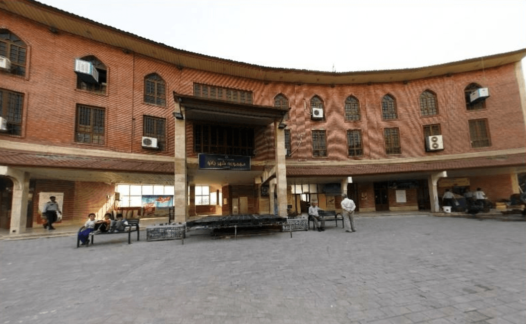 شهربانو منطقه يک تهران