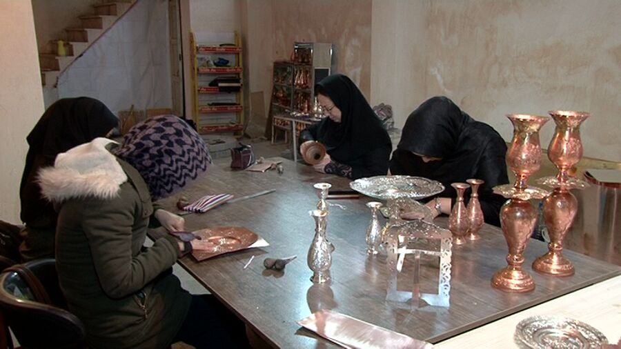 صننایع دستی آذربایجان