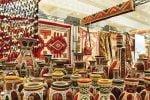 تار و پود رنگ باخته صنایع دستی در اردبیل