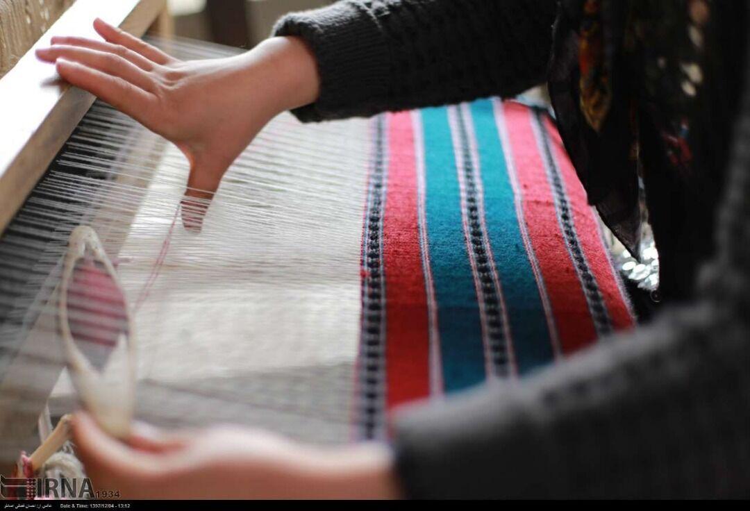 ۱۰ اثر صنایع دستی گلستان دارای مهر اصالت بین المللی است