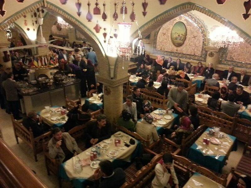 رستورانهای تهران با موسیقی زنده
