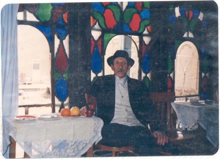 عمارت آقازاده اردبیل