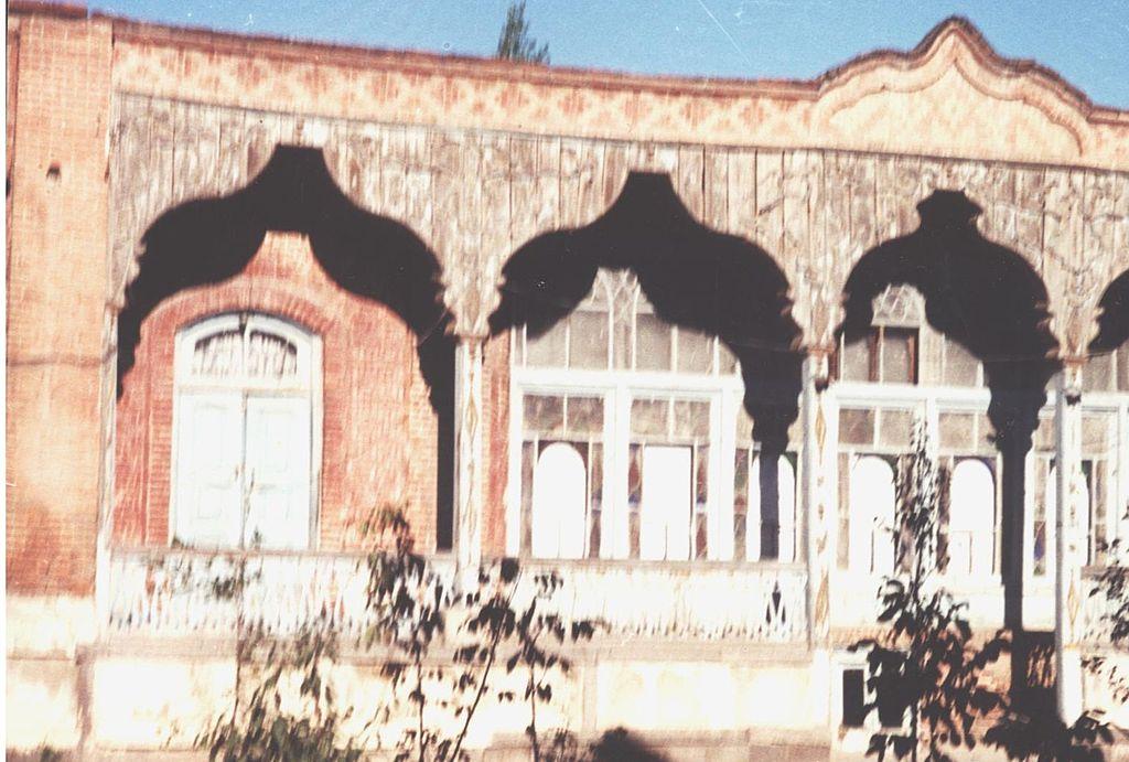 عمارت آقازاده اردبیل عمارت آقازاده اردبیل