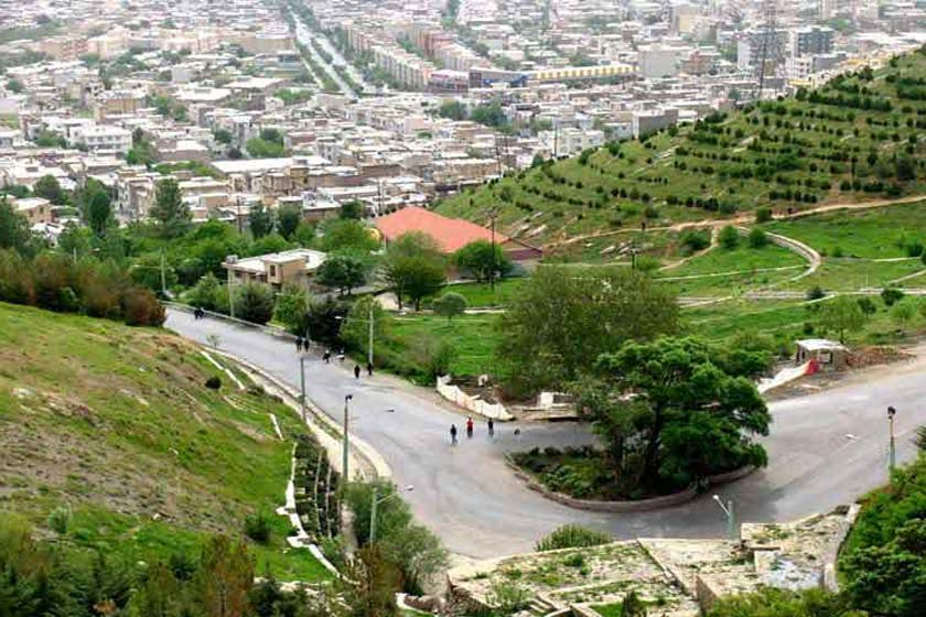 10 جای دیدنی کردستان در تابستان