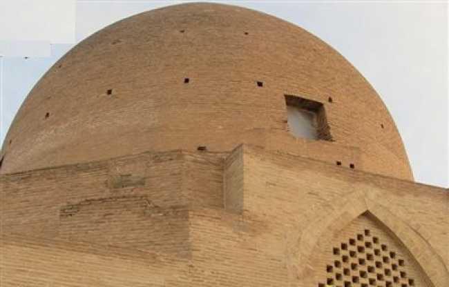 مسجد حاج فرامرز اسدی ارکواز ملکشاهی