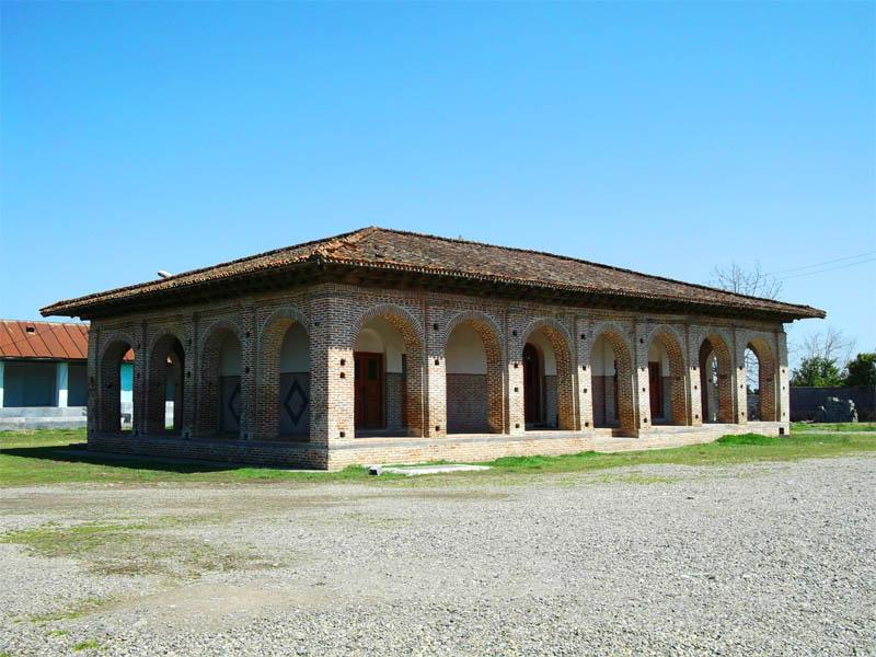 مقبره ملا محمد شهرآشوب بابل