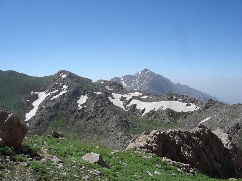 منطقه حفاظت شده کوسالان و شاهو 20 جای دیدنی کردستان در تابستان