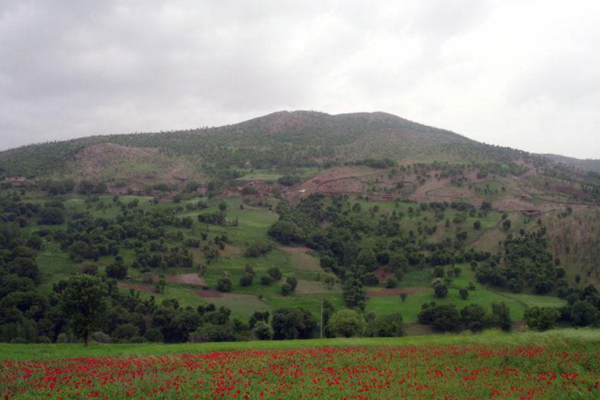 جاهای دیدنی کردستان  20 جای دیدنی کردستان در تابستان
