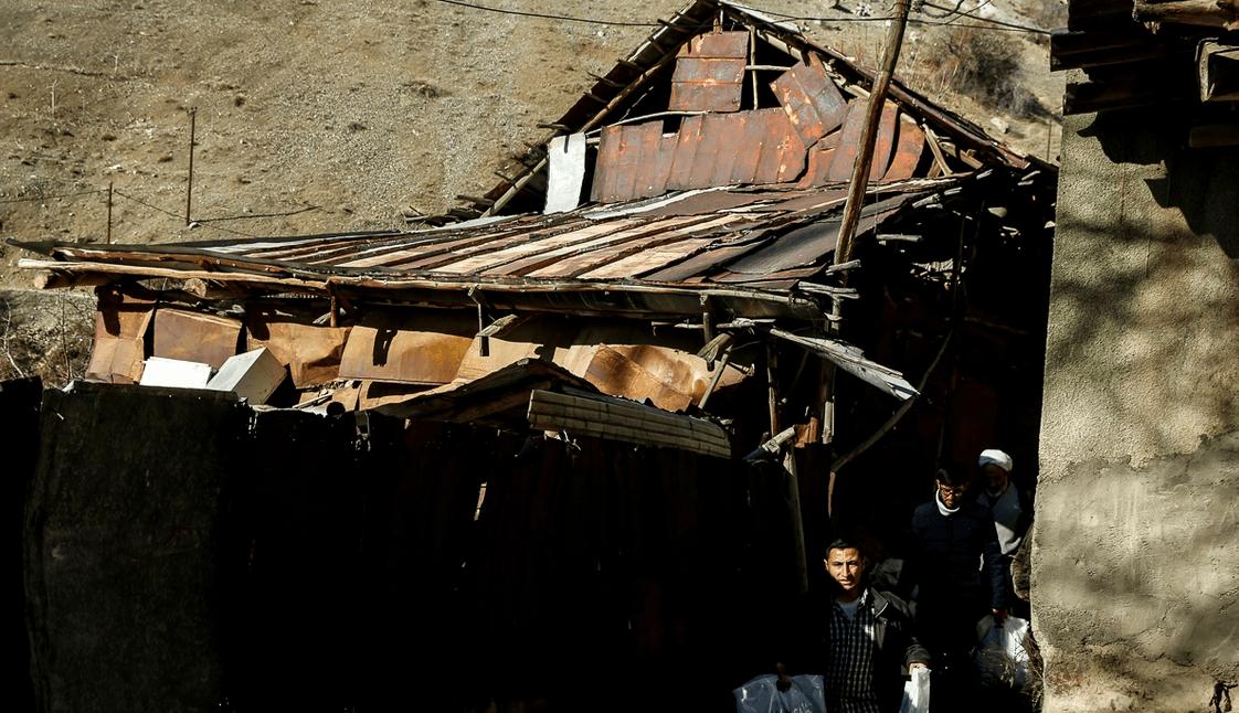روستای پس قلعه رودبار قصران