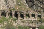 ششمین مرحله مرمت پل تاریخی بریم باشت آغاز شد