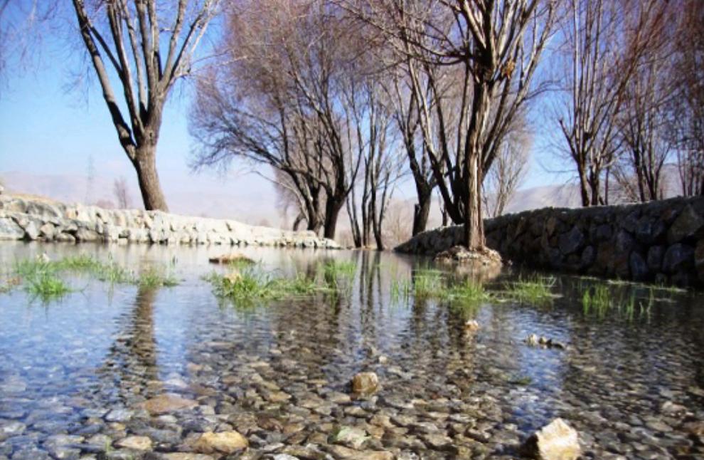 چشمه وقت و ساعت شمسآباد