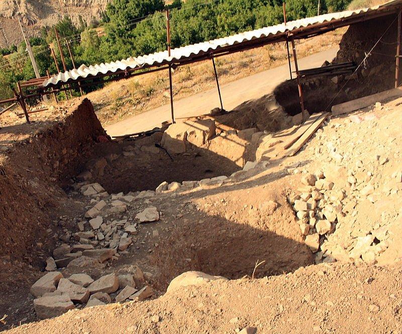 گورستان باستانی خانقاه گیلوان