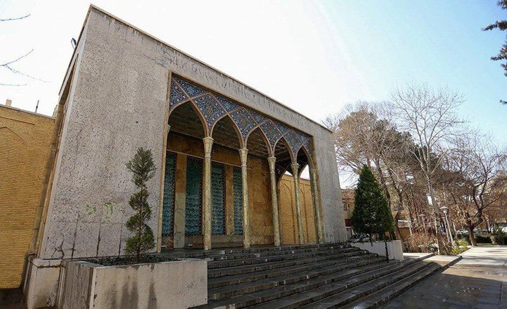 آرامگاه صائب تبریزی اصفهان