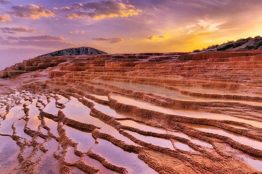 چشمه باداب سورت  آبدرمانی چیست ؟