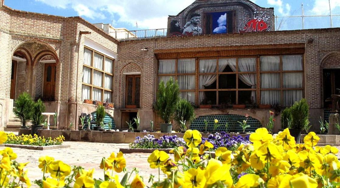 خانه یزدیها قزوین