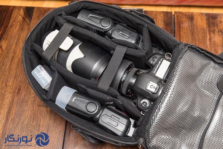 انواع کیف دوربین عکاسی