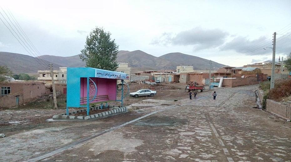 روستای زره شوران، روستای طلایی ایران