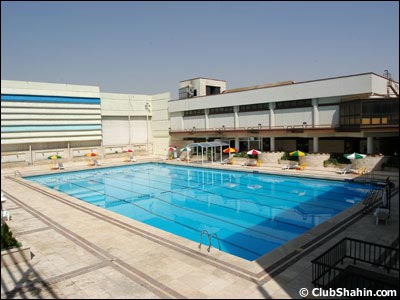 باشگاه ورزشی شاهین  باشگاه ورزشی شاهین تهران