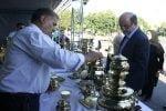 نمایشگاه منطقهای صنایعدستی در مهاباد گشایش یافت