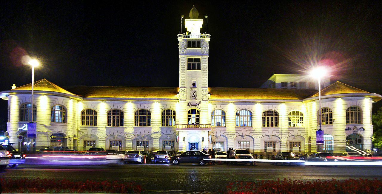 میدان شهرداری رشت میدان شهرداری رشت