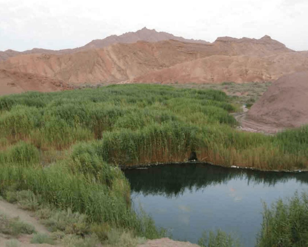 چشمه معدنی تلخاب لاسجرد