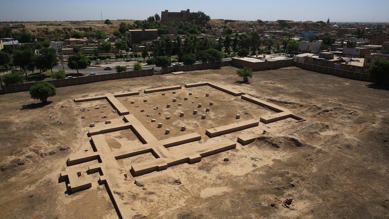 کاخ شاوور ( کاخ اردشیر دوم )