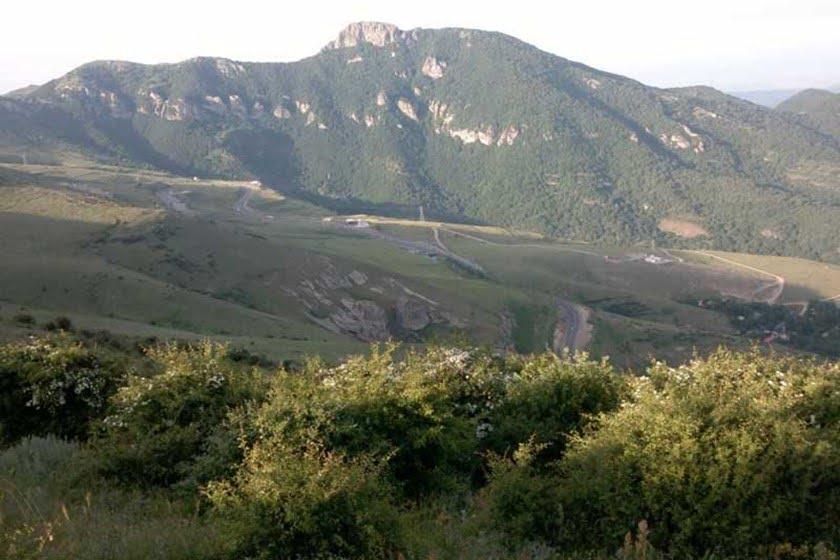 کوه شیندان