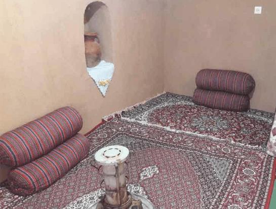 اقامتگاه بوم گردی آناده قزوین