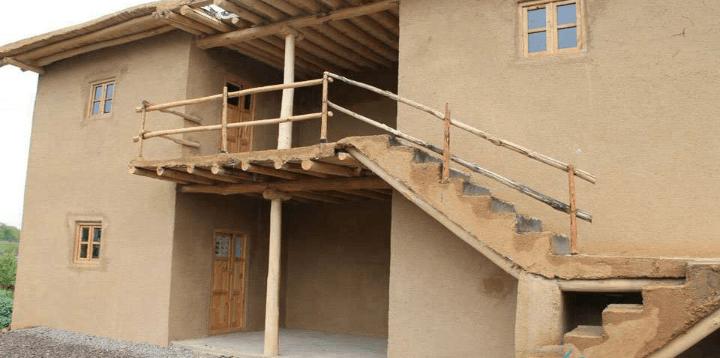 اقامتگاه بوم گردی کلدر خرم آباد