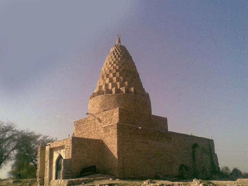 بقعه شیخ منصور خزاعی دشتستان
