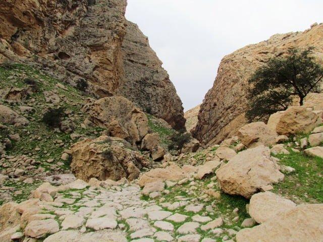 منطقه حفاظت شده خائیز بهبهان