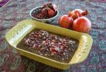 خورش سیر و انار مازندران