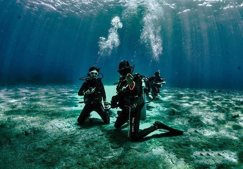 گردشگری زیر دریا گردشگری زیر دریا