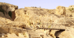قبرستان صخرهای سیراف