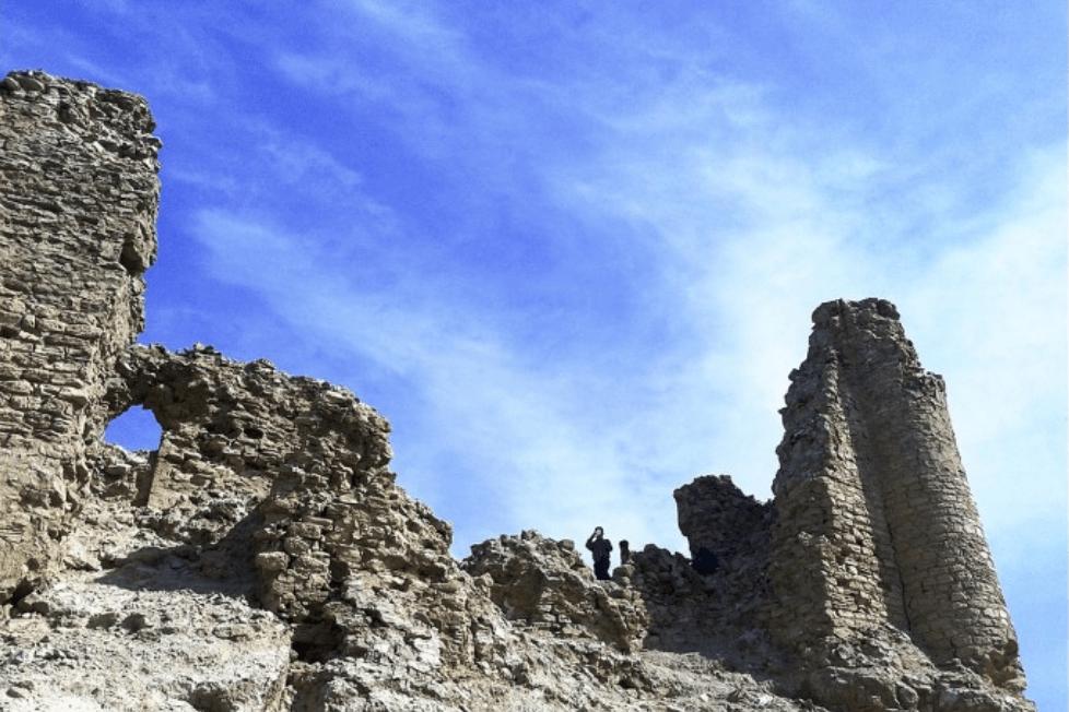 قلعه دختر دشتی