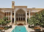 هتل مهین سرای راهب کاشان