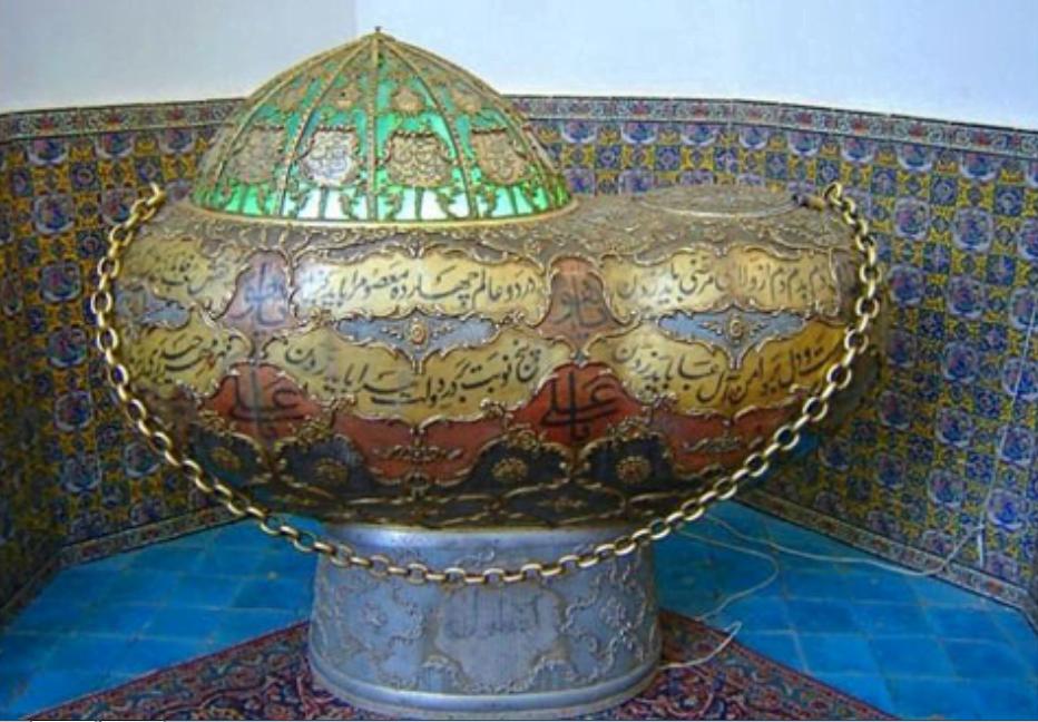 موزه شاه نعمت الله ولی کرمان